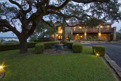 Burnet Single Family Home For Sale: 206 Forest