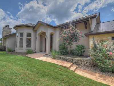 Horseshoe Bay W Single Family Home For Sale: 167 Uplift