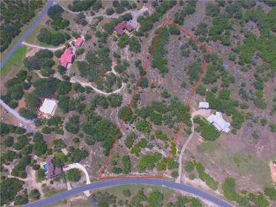Spicewood Residential Lots & Land For Sale: Tres Coronas Rd.
