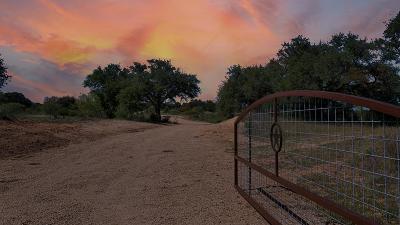Marble Falls Farm & Ranch For Sale: Tract 2-10516 E Fm 1431