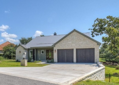 Horseshoe Bay Single Family Home For Sale: 103 Still Water