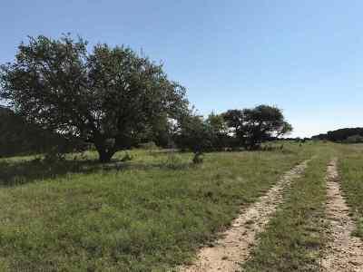 Burnet Farm & Ranch For Sale: Lot 32 Judges