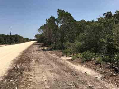 Burnet Farm & Ranch For Sale: Lot 18 Carpenters