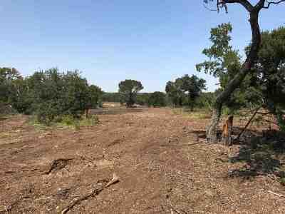 Burnet Farm & Ranch For Sale: Lot 45 Boushka