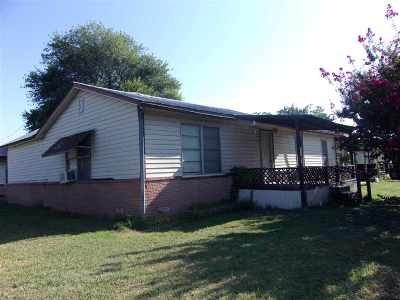 Buchanan Dam Single Family Home For Sale: 205 Post Oak