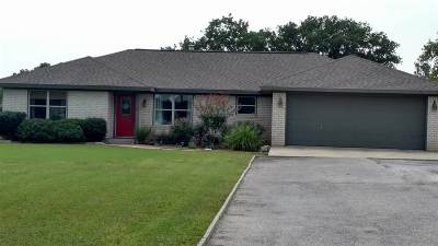 Marble Falls Single Family Home Pending-Taking Backups: 325 Ancient Oaks