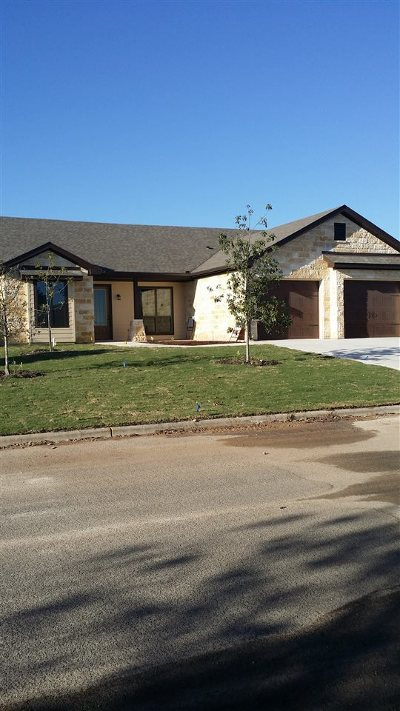 Lampasas County Single Family Home For Sale: 2107 Rocky Mountain