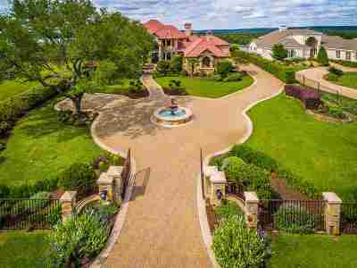 Spicewood Single Family Home For Sale: 26208 Countryside