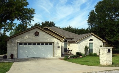 Kingsland Single Family Home For Sale: 115 Eagle Point Dr