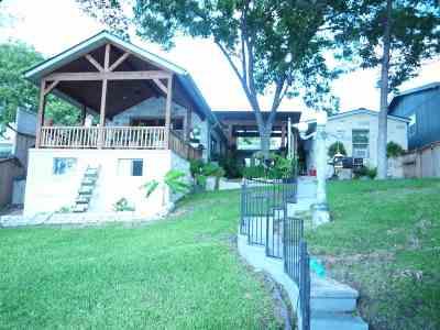 Kingsland TX Single Family Home For Sale: $1,260,000