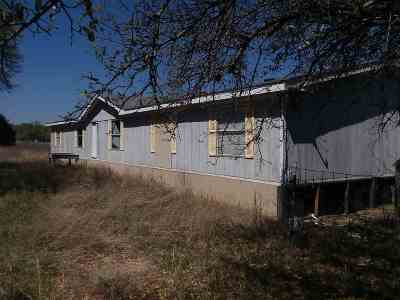 Lampasas Single Family Home For Sale: 4121 E Fm 580