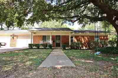 Marble Falls Single Family Home For Sale: 1109 Hackberry