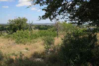 Marble Falls Residential Lots & Land For Sale: 13 Pantera Circle
