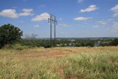 Marble Falls Residential Lots & Land For Sale: 14 Pantera Circle