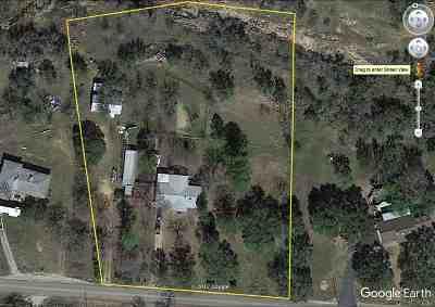 Kingsland Single Family Home For Sale: 3150 Quail Creek
