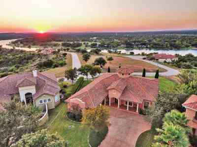 Marble Falls Single Family Home For Sale: 416 Cielo Circle