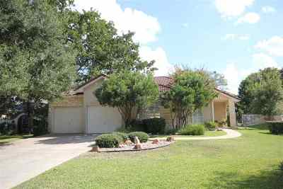 Horseshoe Bay P Single Family Home Pending-Taking Backups: 306 Hi Circle North