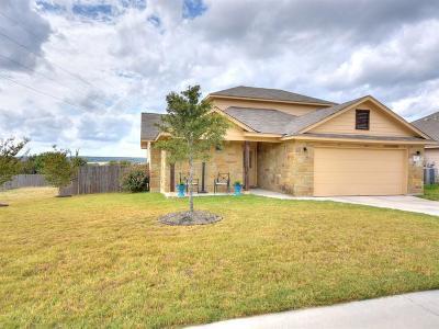 Burnet Single Family Home For Sale: 102 Gregory