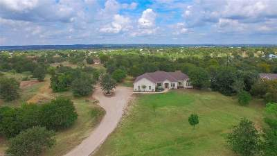Marble Falls Single Family Home For Sale: 222 Granite Blvd