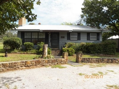 Burnet Single Family Home Pending-Taking Backups: 109 Cr 138 B