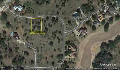 Horseshoe Bay Residential Lots & Land For Sale: 1108 Mountain Leather