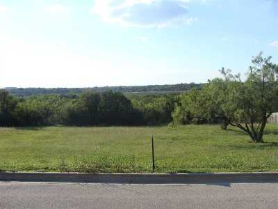 Marble Falls Residential Lots & Land For Sale: 139 Sunset