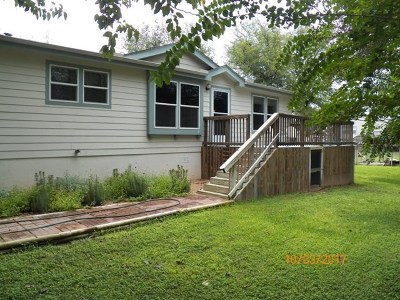 Burnet Single Family Home For Sale: 106 Harold