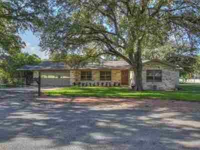 Marble Falls Single Family Home For Sale: 420 E Seventh