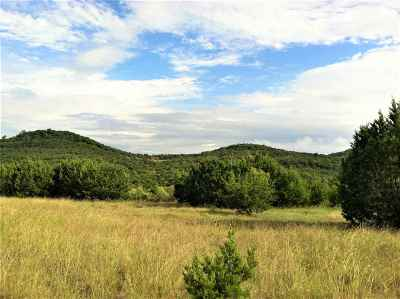 Marble Falls Residential Lots & Land For Sale: Lot 66 Montana Springs Dr