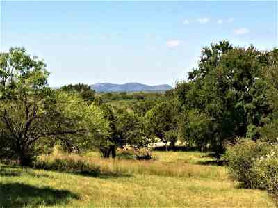 Horseshoe Bay Residential Lots & Land For Sale: Lt W35064 Mountain Leather