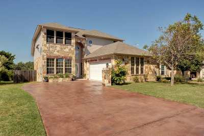 Marble Falls Single Family Home For Sale: 1304 Primrose