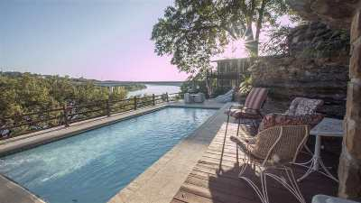 Marble Falls Single Family Home Pending-Taking Backups: 2516 Circle