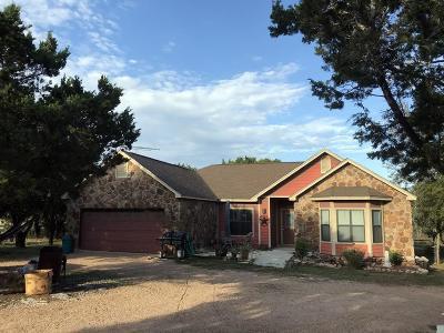Burnet Farm & Ranch For Sale: 155 Cherry Ridge