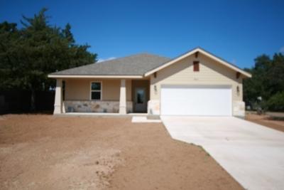 Kingsland Single Family Home For Sale: 3507 Concho