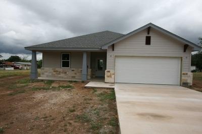 Kingsland Single Family Home For Sale: 3501 Concho