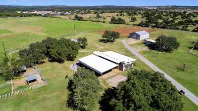 Marble Falls Farm & Ranch For Sale: 6680 Cr 120