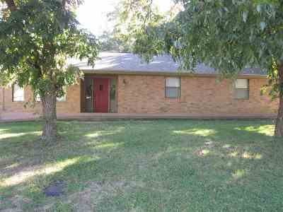 Burnet Single Family Home For Sale: 609 Josephine