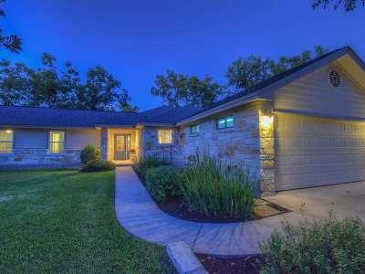 Burnet County Single Family Home For Sale: 1508 Lakecrest
