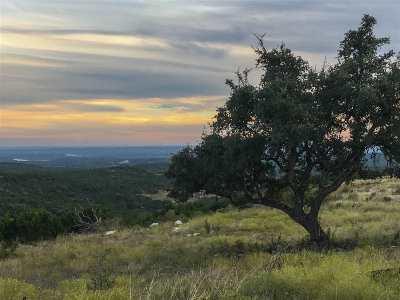 Burnet County Farm & Ranch For Sale: Lot 139 Cherokee Rdg