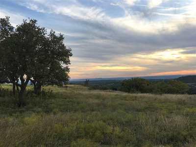 Burnet County Farm & Ranch For Sale: Lot 140 Cherokee Rdg