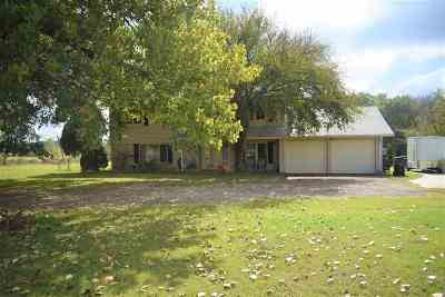 Lampasas County Single Family Home For Sale: 203 S Main St