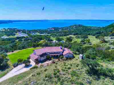 Burnet Single Family Home For Sale: 200 White Bluff Trl