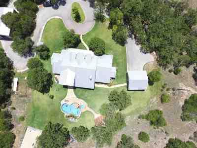 Burnet County Single Family Home For Sale: 3215 Cr 111