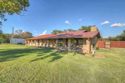Marble Falls Single Family Home For Sale: 131 Creek Lane