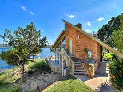 Burnet Single Family Home For Sale: 900 S Rockwood Dr