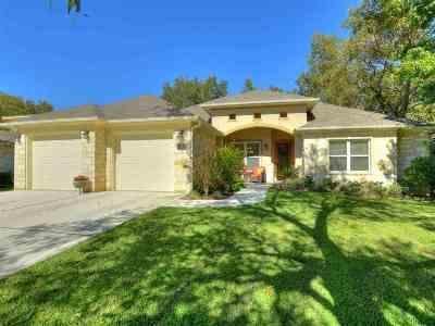 Burnet County Single Family Home For Sale: 342 Mahan