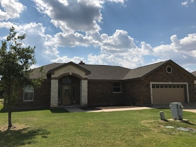 Burnet County Single Family Home For Sale: 136 Marion