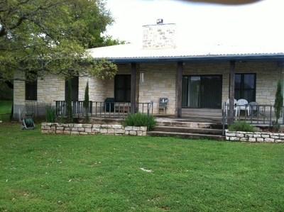 Burnet Single Family Home For Sale: 6702 Fm 690