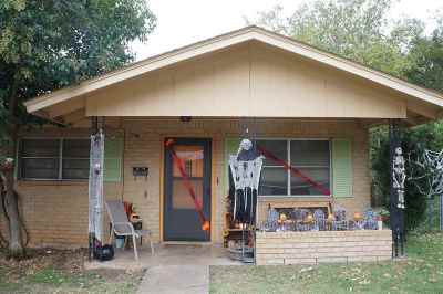 Burnet TX Single Family Home Pending-Taking Backups: $109,000