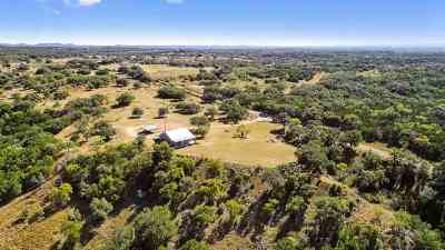 Marble Falls Single Family Home Pending-Taking Backups: 710 County Road 343
